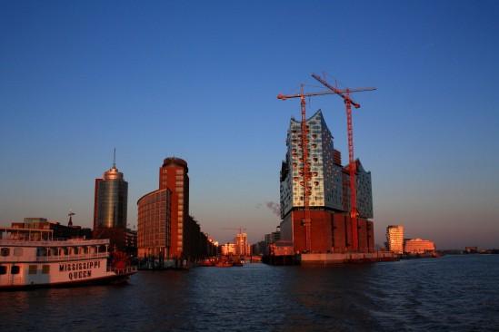 Hamburgs goldener Glanz